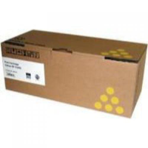 Ricoh C220E Yellow Toner Cartridge Standard Capacity 2K - 406106