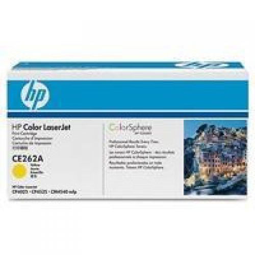HP 648A Yellow Standard Capacity Toner 11K pages CE262A