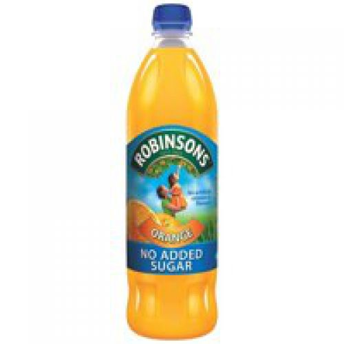 Robinsons Special R Squash No Added Sugar 1 Litre Orange A02046 [Pack 12]