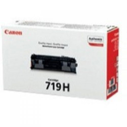 OEM Canon 3480B002 719H Black 6400 Pages Original Toner