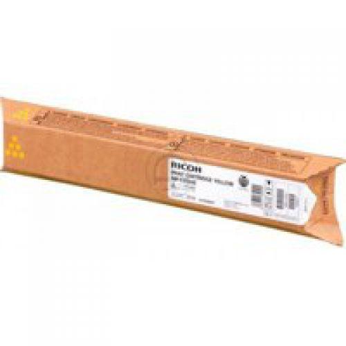 Ricoh MPC2550 Toner Yellow 842058 841199