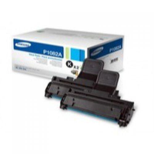 Samsung MLTP1082A Black Toner Cartridge 1.5K Twinpack pages - SV118A