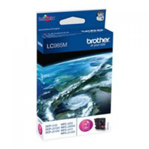 Brother LC985M Magenta Ink 5ml