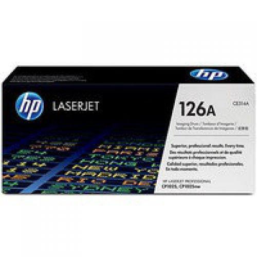 HP 126A Standard Capacity Drum Unit 14K pages for HP LaserJet Pro 100/CP1025/M275 - CE314A