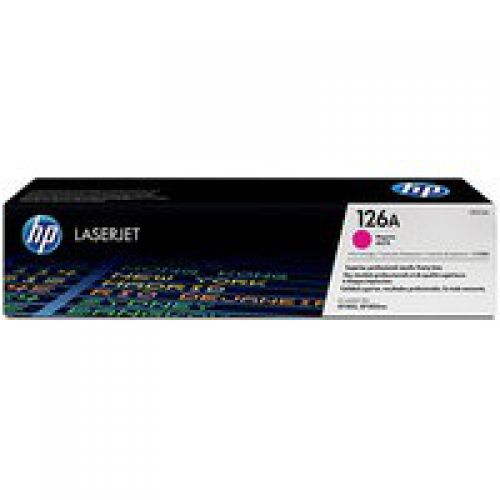 OEM HP CE313A Magenta 1200 Pages Original Toner