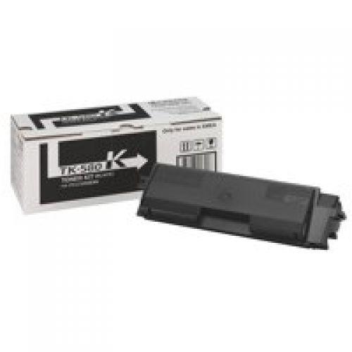 OEM Kyocera Mita FSC5150 Black TK580K 3500 Pages Original Toner