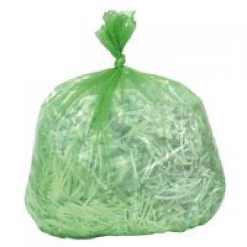 Coloured Refuse Sack CHSA 10KG 100 litres Green CS002 [Pack 200]