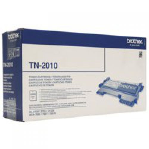 OEM Brother TN-2010 Black 1000 Pages Original Toner