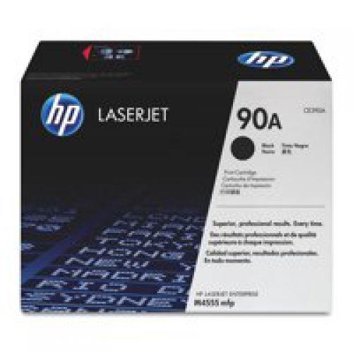 OEM HP CE390A Black 10000 Pages Original Toner