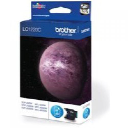 Brother LC1220C Cyan Ink 5.5ml