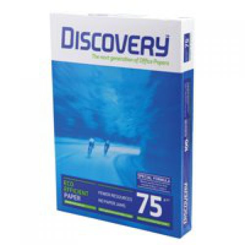 Navigator Discovery Paper A3 75gsm White (Box 5 Reams)