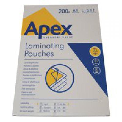 ValueX Laminating Pouch A4 2x75mu 6005301 (PK200)