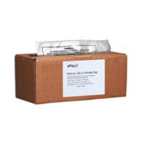 Safewrap 150 Litre Shredder Bag 500x920x1000mm Box 50