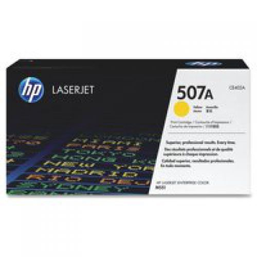 OEM HP CE402A Yellow 6000 Pages Original Toner