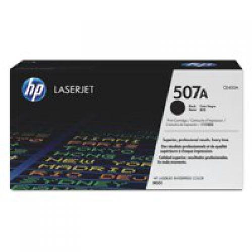 OEM HP CE400A Black 5500 Pages Original Toner