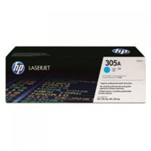 OEM HP CE411A Cyan 2600 Pages Original Toner