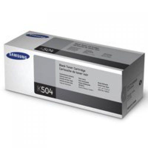 Samsung CLT K504S Black Toner 2.5K