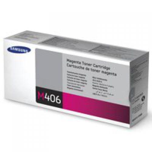 Samsung CLT M406S Magenta Toner 1K