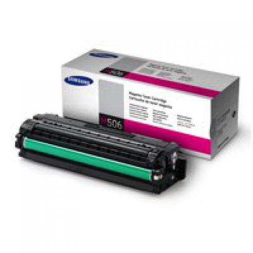 Samsung CLT M506S Magenta Toner 1.5K