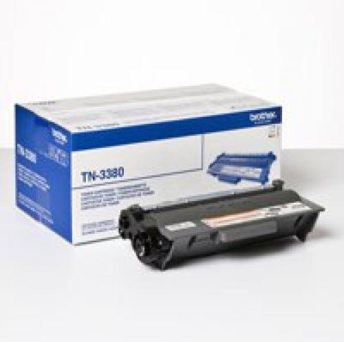 Brother TN3380 Black Toner 8K