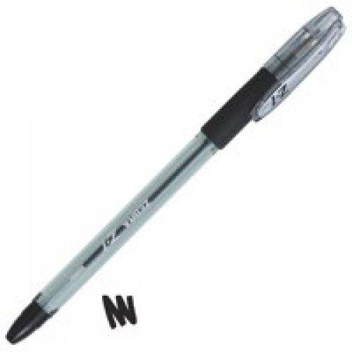 Zebra Z1 Smooth Ballpoint Pen Medium 0.7mm Black PK12