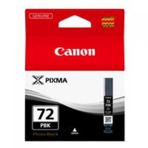 Canon 6403B001 PGI72 Photo Black Ink 14ml