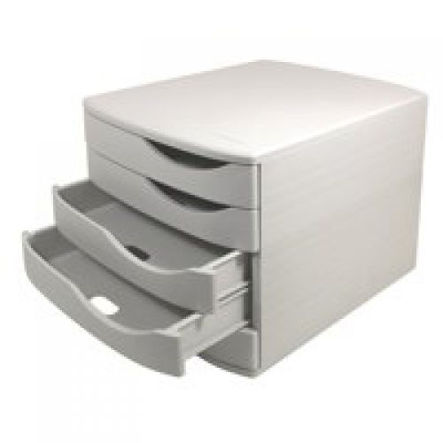 Jalema 5 Drawer Closed Set Light Grey