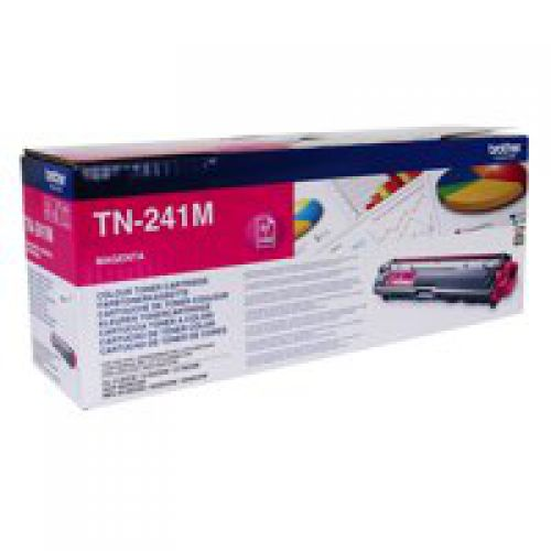 Brother TN241M Magenta Toner 1.4K
