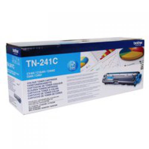 Brother TN241C Cyan Toner 1.4K
