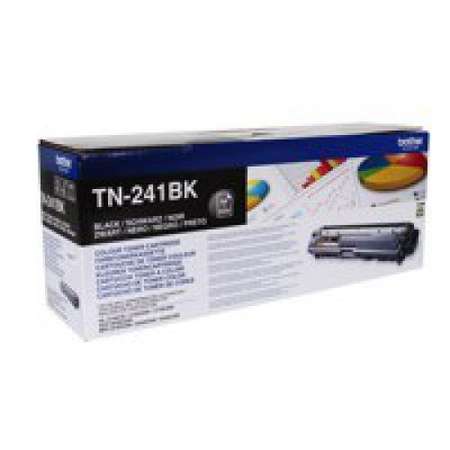 Brother TN241BK Black Toner 2.5K