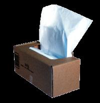 Fellowes Power shred Shredder Waste Bags (Pack of 50) 36056