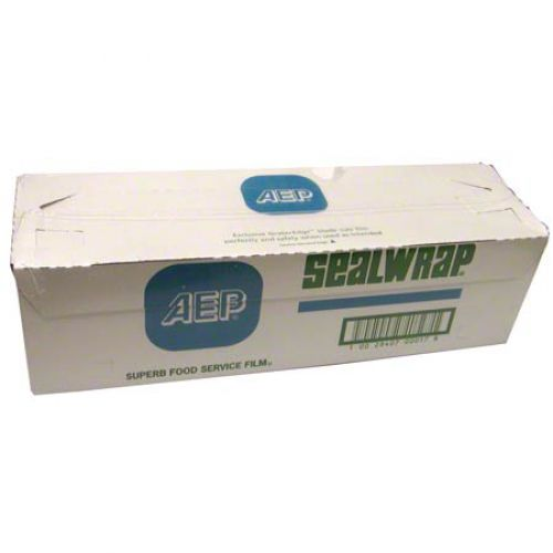Cutter Box Food Wrap Film Roll 18''x1000'