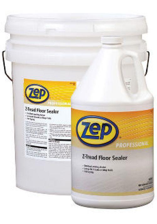 Zep Pro Z Tread Floor Sealer 1 Gallon Pack 4 Cs