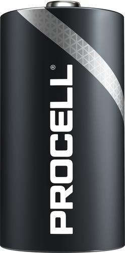 Duracell Procell Alkaline Battery 1.5V D MN1300/EN95/4020/AM1/LR20 [Pack 10]