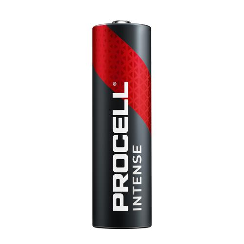 Duracell Procell Intense Alkaline Battery 1.5V AA MN1500/EN91/E91/4006/AM3/LR6 [Pack 10]