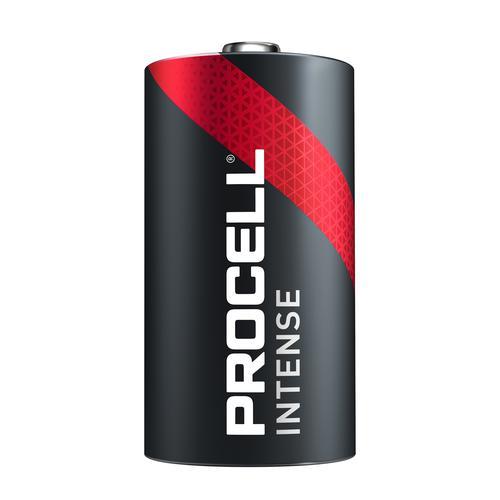 Duracell Procell Intense Alkaline Battery 1.5V D MN1300/EN95/4020/AM1/LR20 [Pack 10]