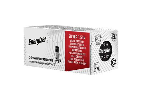 Energizer LR41 (392/384) Silver Oxide Battery 1.55V 634976 [Box 10]