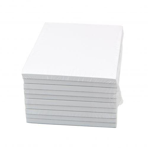 Cambridge Memo Pad Headbound 70gsm Plain 160pp A6 White Paper Ref 100080233 [Pack 10]