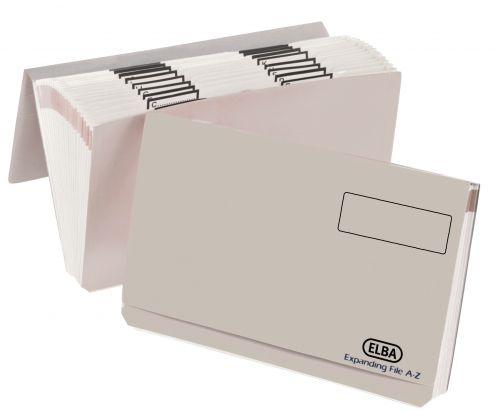 Elba Expanding File A-Z Ref 100080764
