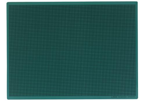 Linex Hobby Cutting Mat Anti-Slip Self-Healing 3 Layers 1mm Grid On Front A2