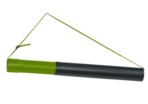 Linex Drawing Tube Telescopic with Locking Caps and Carry Strap Large Diam.75mm L700-1240mm Ref LXMDT124