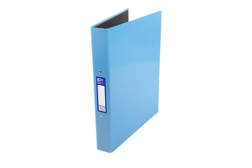 Elba Classy A4 Plus 25mm Ring Binder Light Blue 400132436