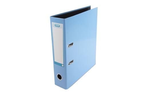 Elba Classy 70mm Lever Arch File A4 Metallic Blue 400021023