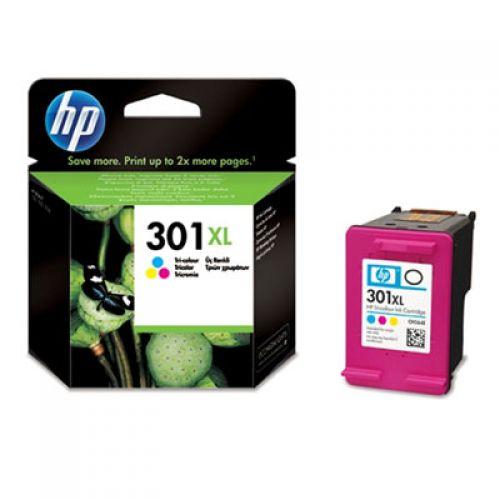 HP CH564EE 301XL Colour 8ml
