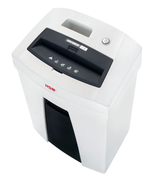 HSM SECURIO C16 4x25mm Document Shredder
