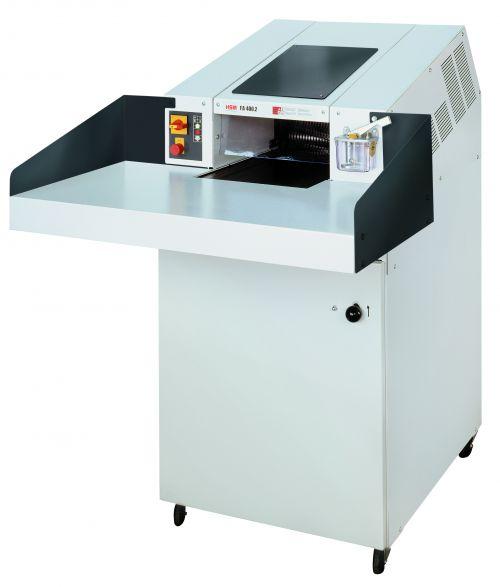 HSM Powerline FA400.2 5.8mm Conveyor Belt Document Shredder