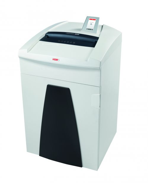 HSM SECURIO P40i 0.78x11mm + Separate OMDD Cutting Unit + Metal Detection Document Shredder