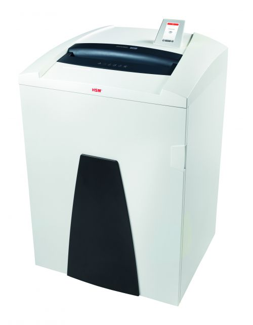 HSM SECURIO P44i 1.9x15mm + Separate CD Cutting Unit Document Shredder
