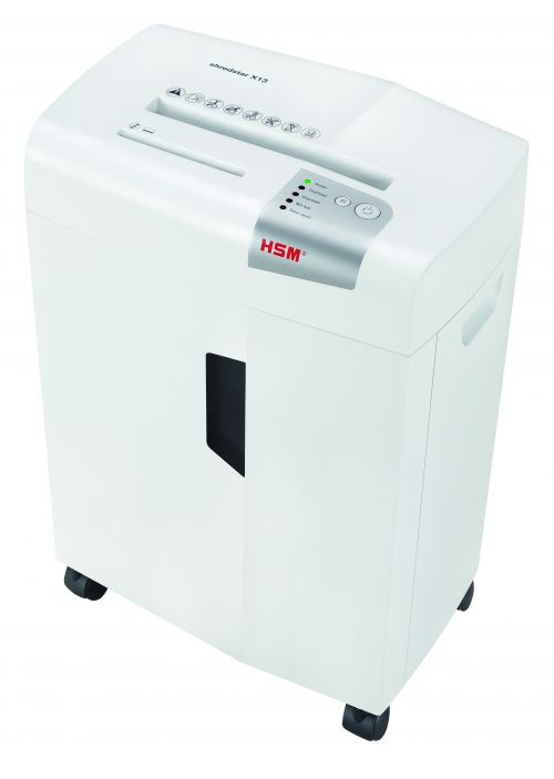 HSM shredstar X13 4x37mm Document Shredder
