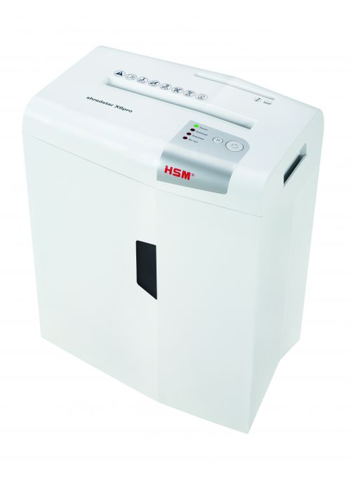 HSM shredstar X6pro 2x15mm Document Shredder
